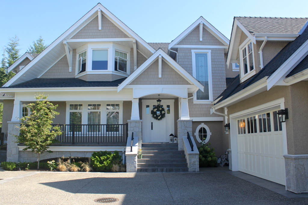 Custom Built Home in Port Moody BC