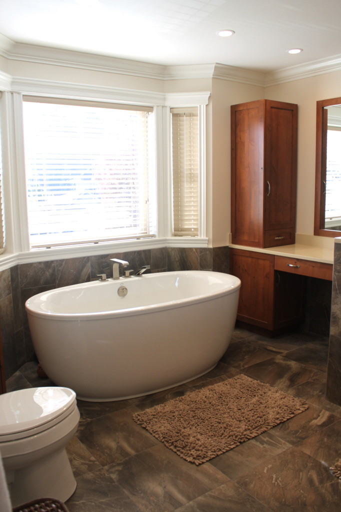 Bathroom Renovation in Langley BC