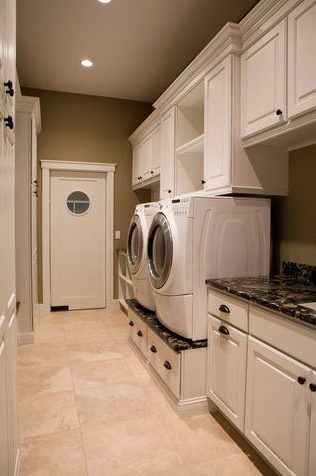 Elevated Washer