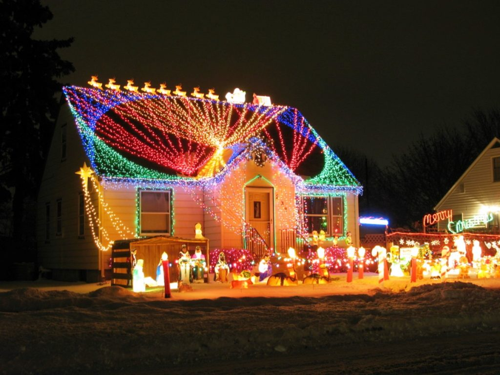 Holiday lighting ideas for your home