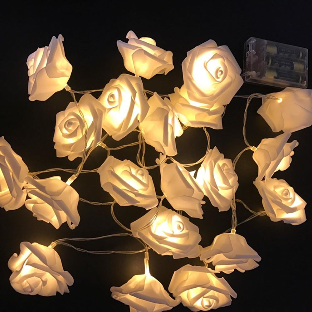 Multi-color-battery-powered-LED-Light-Rose-shape-fairy