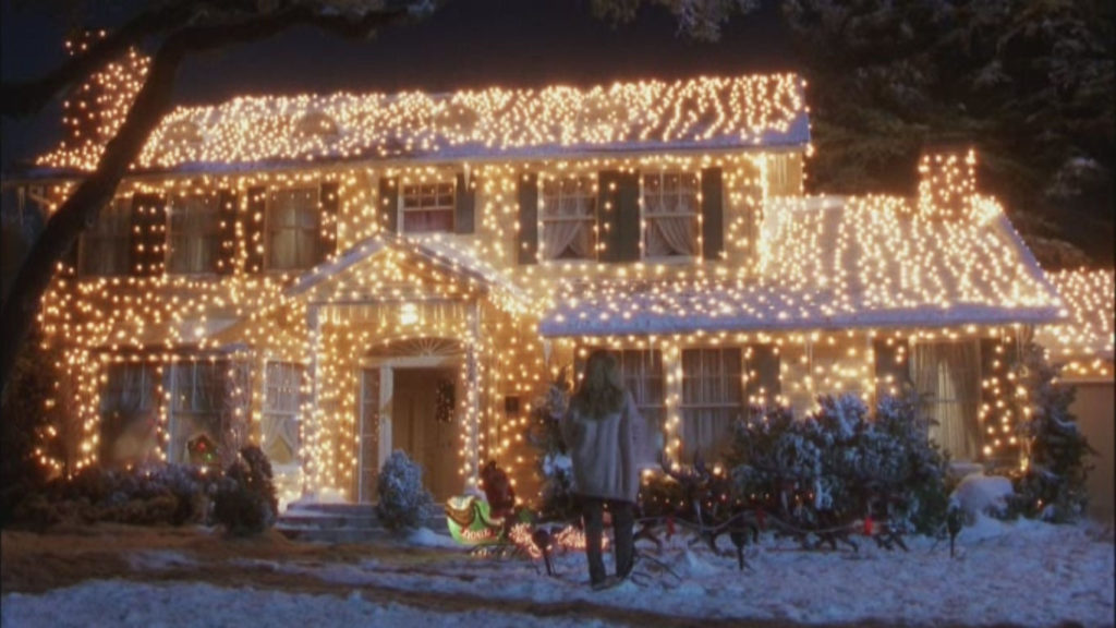 holiday movie homes