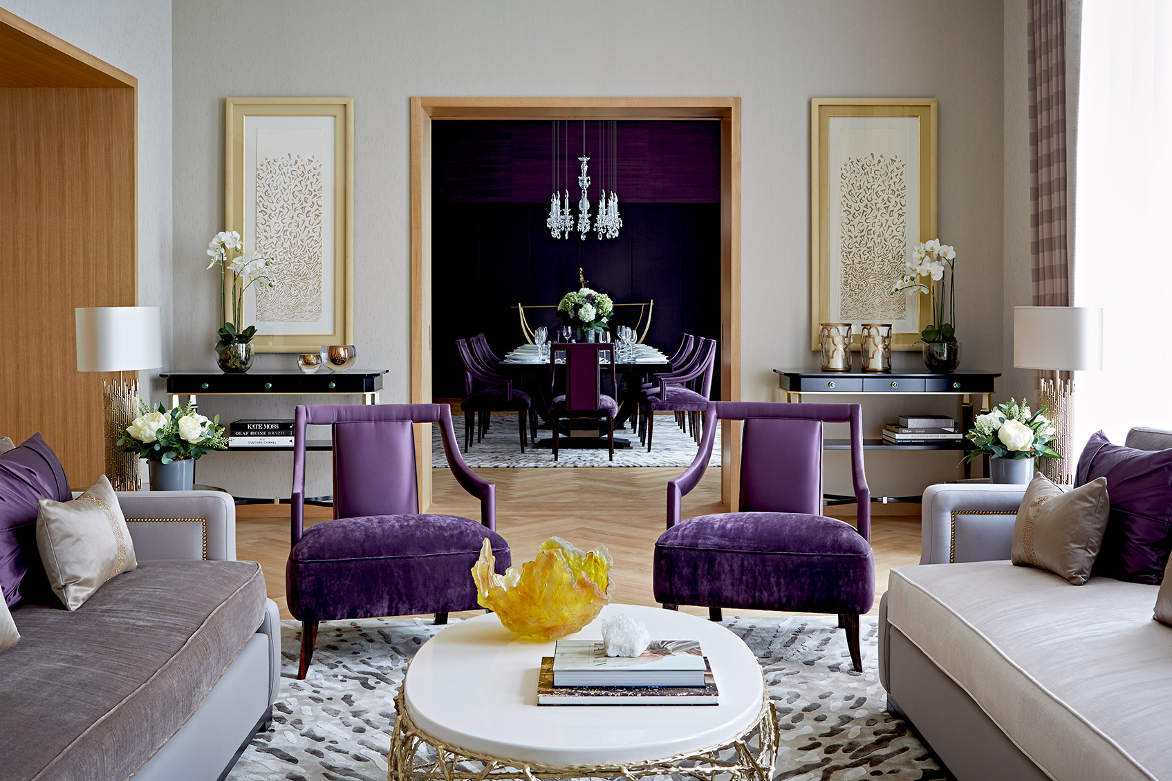 Ultraviolet: 3 Ways to Incorporate the 2018 Color of the Year