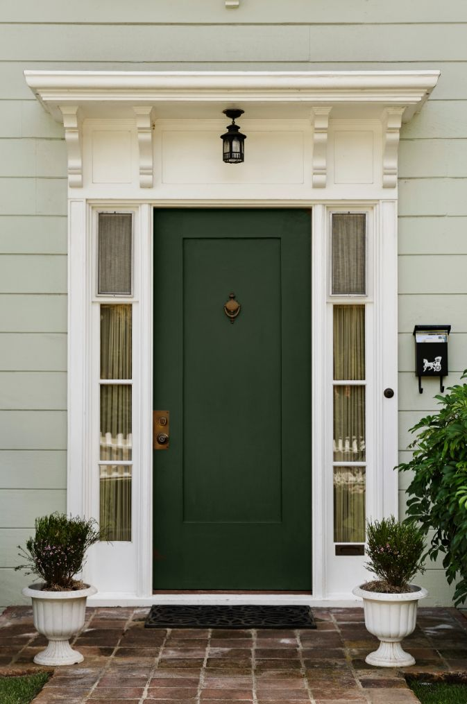 5 shades of green for st patty 39 s day novero homes - Front door colours 2018 ...