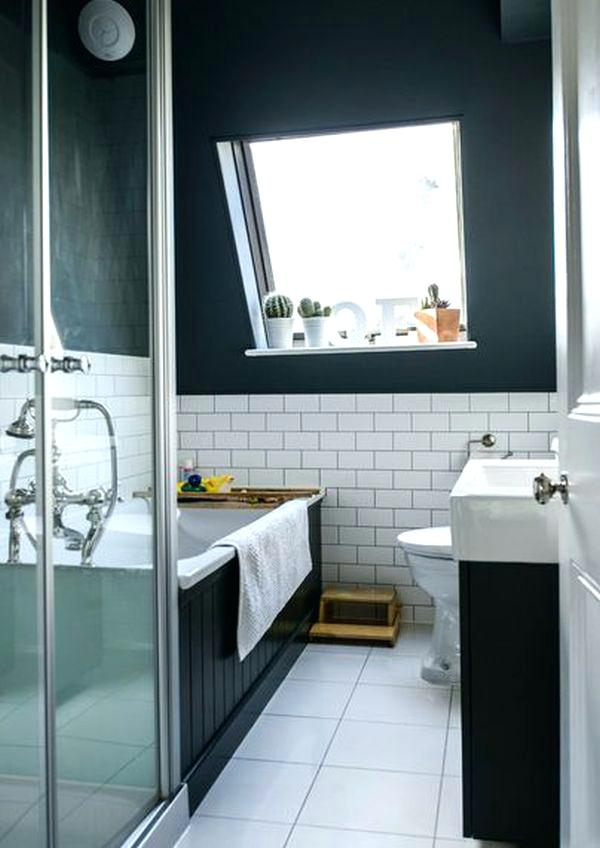 Bathroom Color Ideas Blue Midnight Blue And White Novero Homes And Renovations