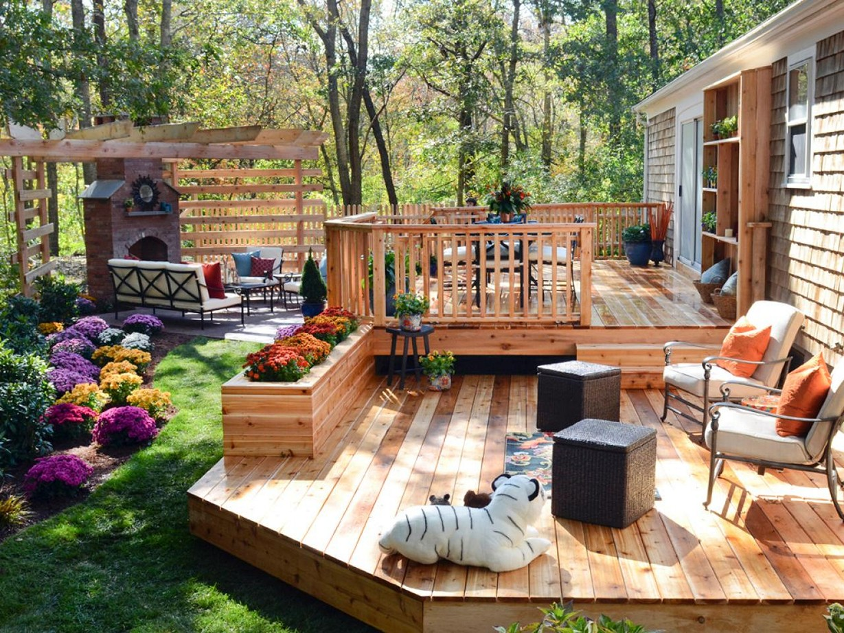 The Secret to a Perfect Backyard