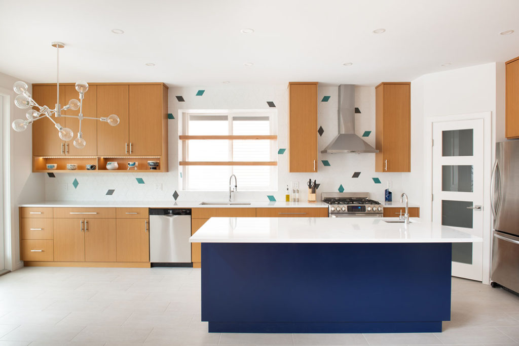 Maple Ridge MCM kitchen renovation reveal
