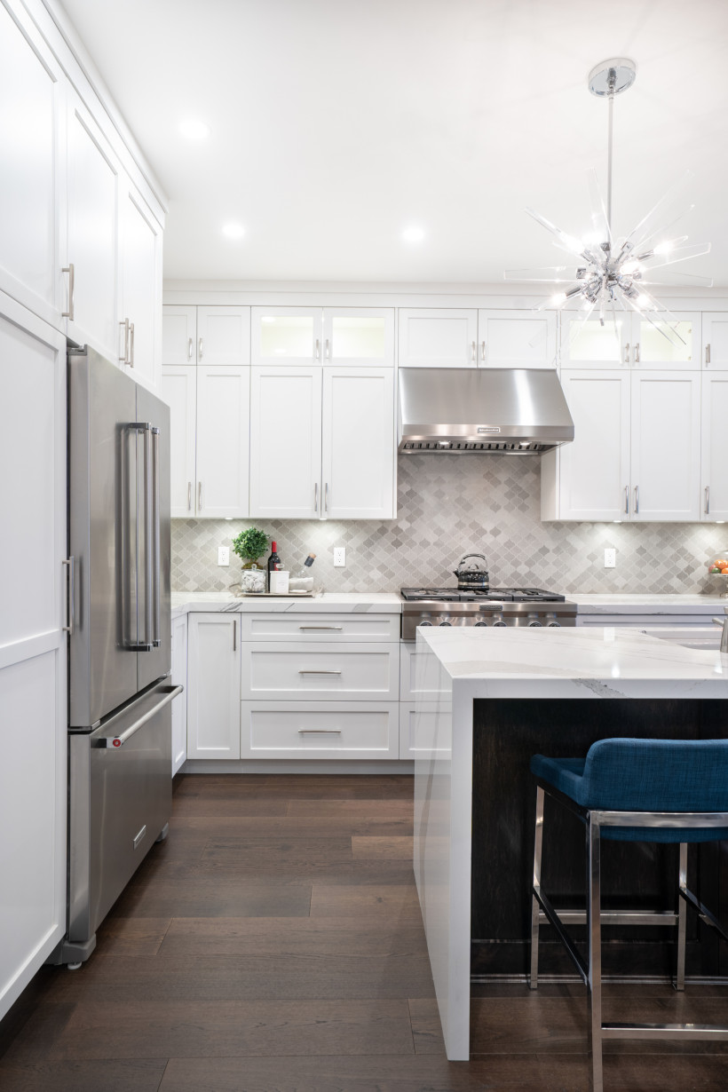 Port Coquitlam Townhouse Kitchen Remodel
