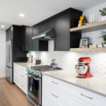 Port Moody townhouse kitchen renovation