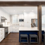 Langley transitional kitchen upgrade