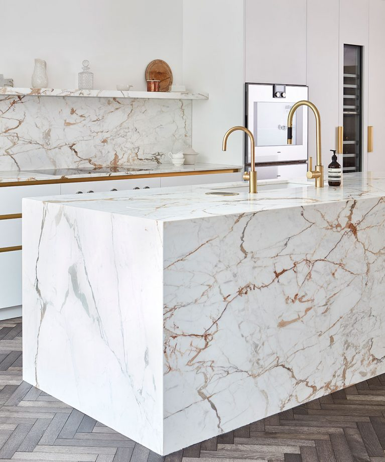 Kitchen Trends: Stone