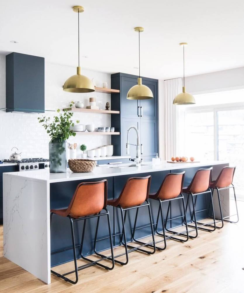 Top Kitchen Trend: Dining Island