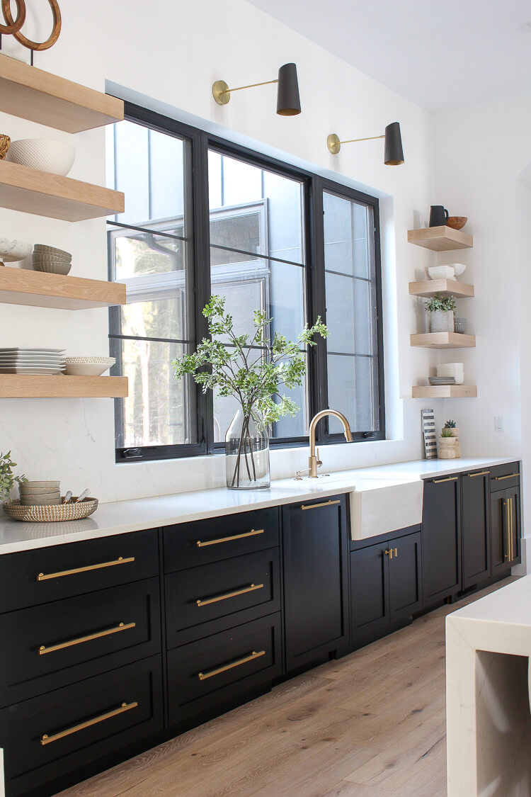 Kitchen Trends: Warm Wood