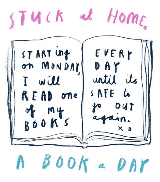 Instagram story time with Oliver Jeffers