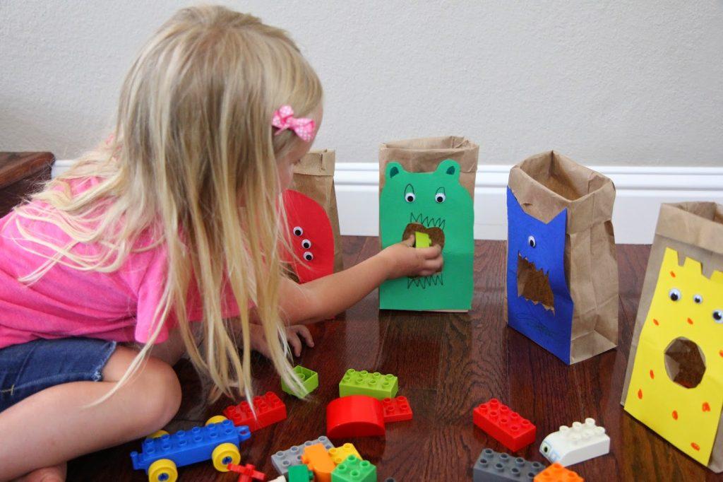 easy indoor toddler activity
