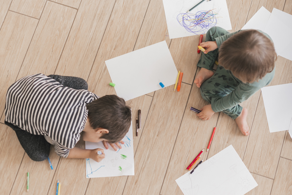 Nine Fast (and Free!) Indoor Activities for Toddlers