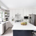 Coquitlam modern farmhouse kitchen