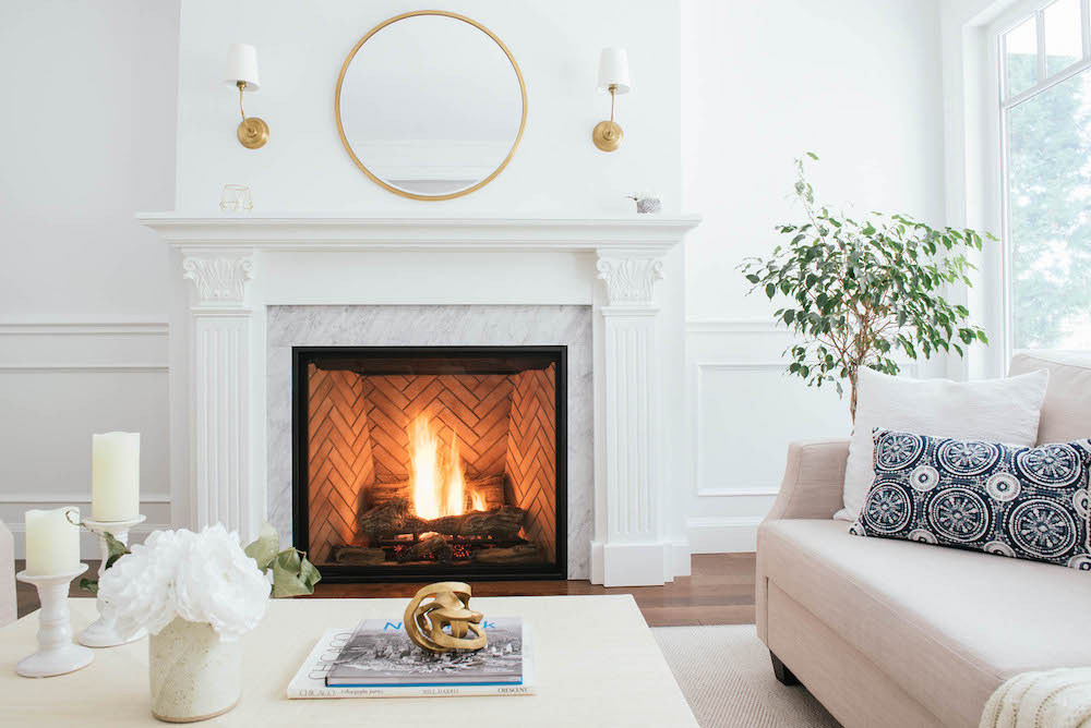 How to Update the Look of Your Fireplace
