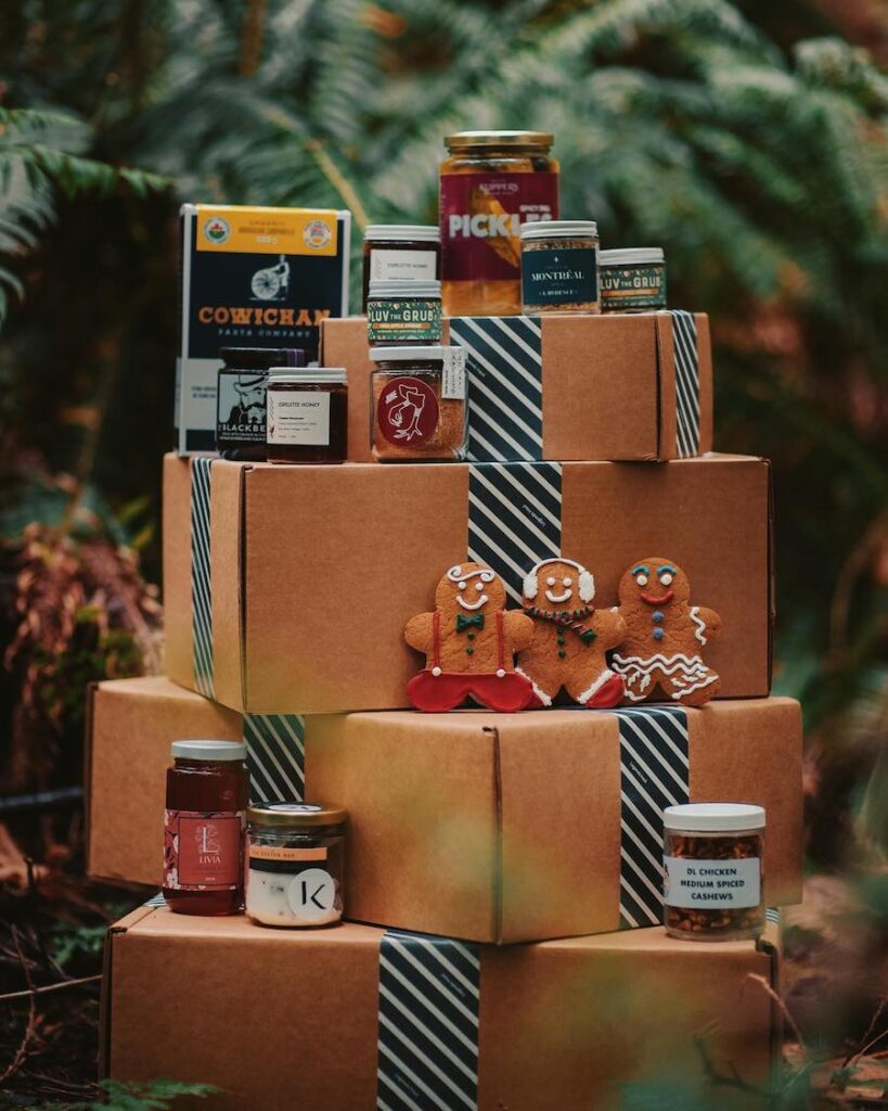 shop local gift boxes Legends Haul