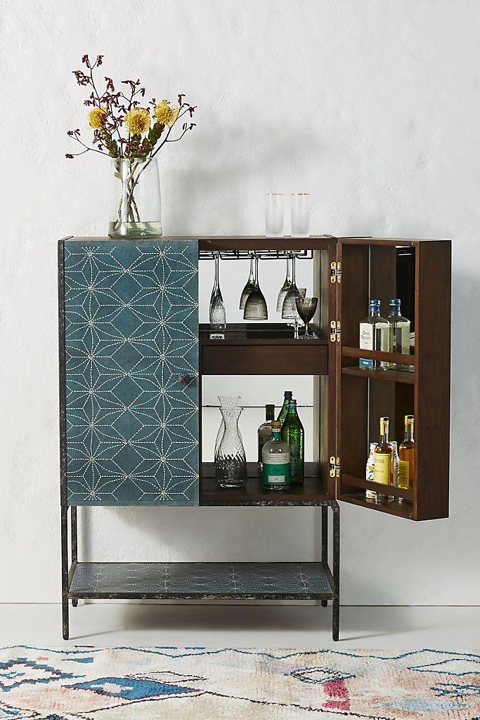 bar cabinet for living room