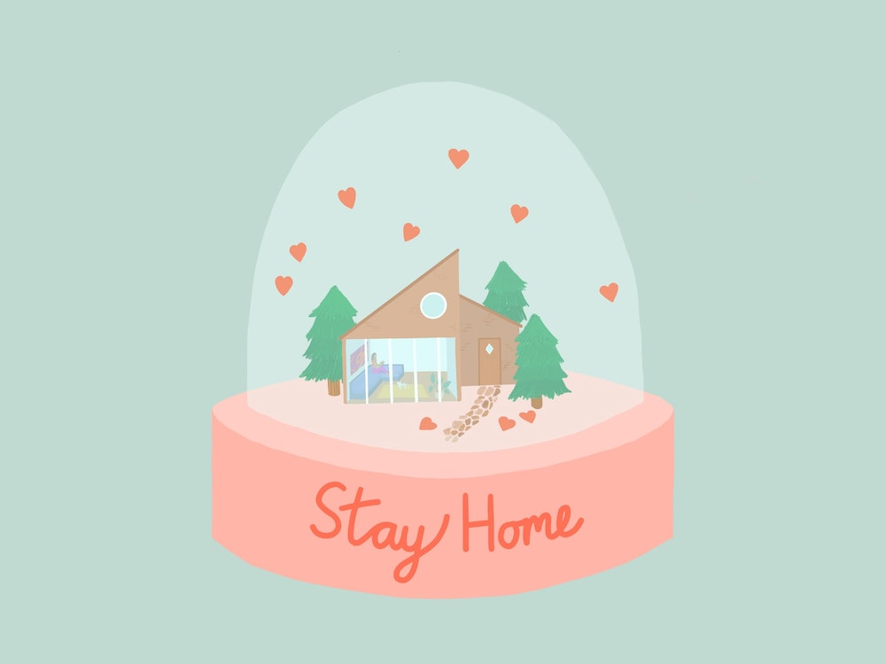 stay home for holidays