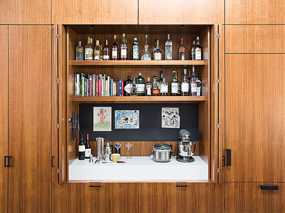 What We Want Right Now: A Home Bar