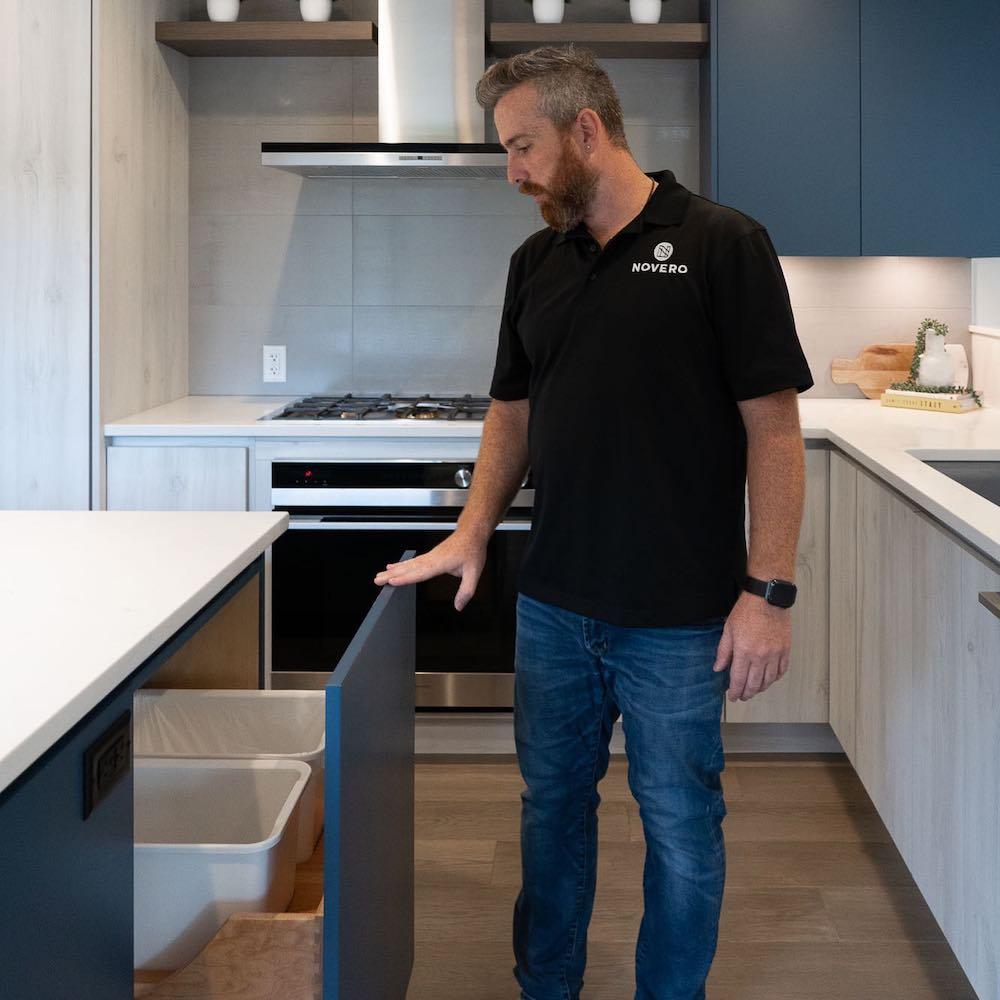 west van kitchen remodel