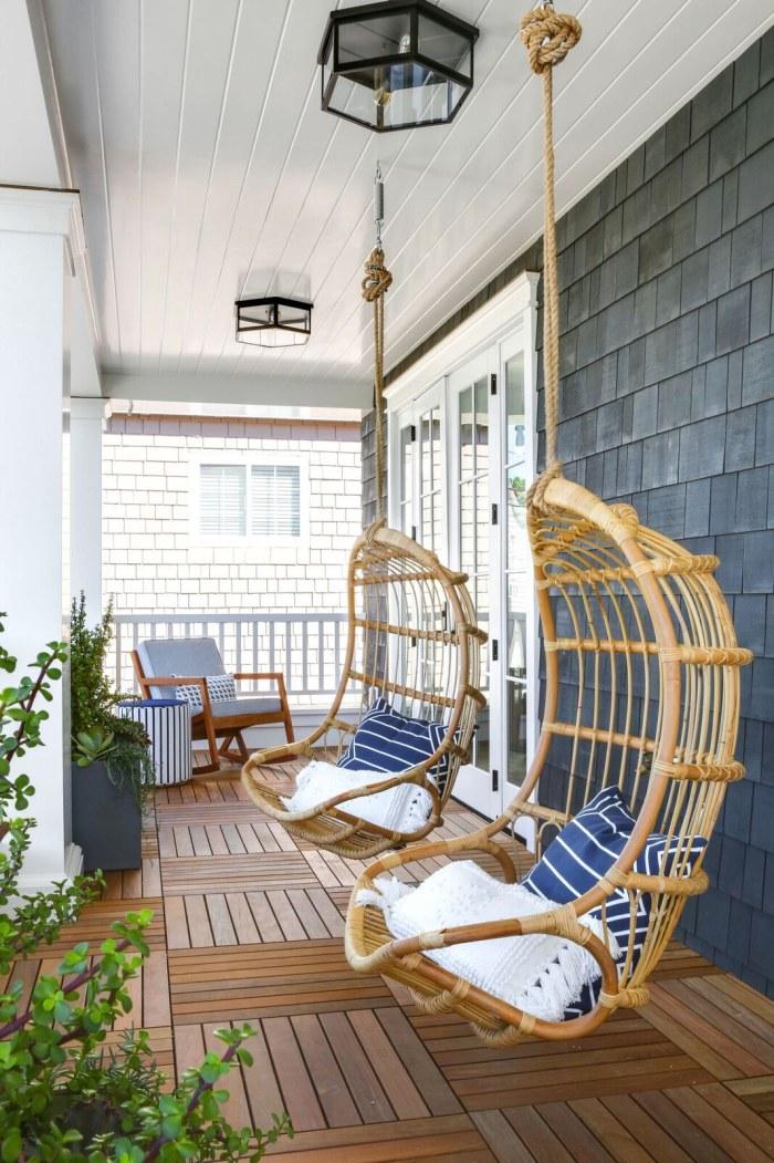 outdoor porch swings