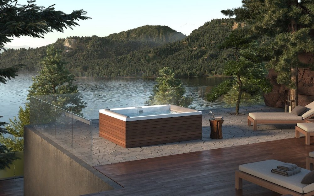 What We Want Right Now: A Hot Tub