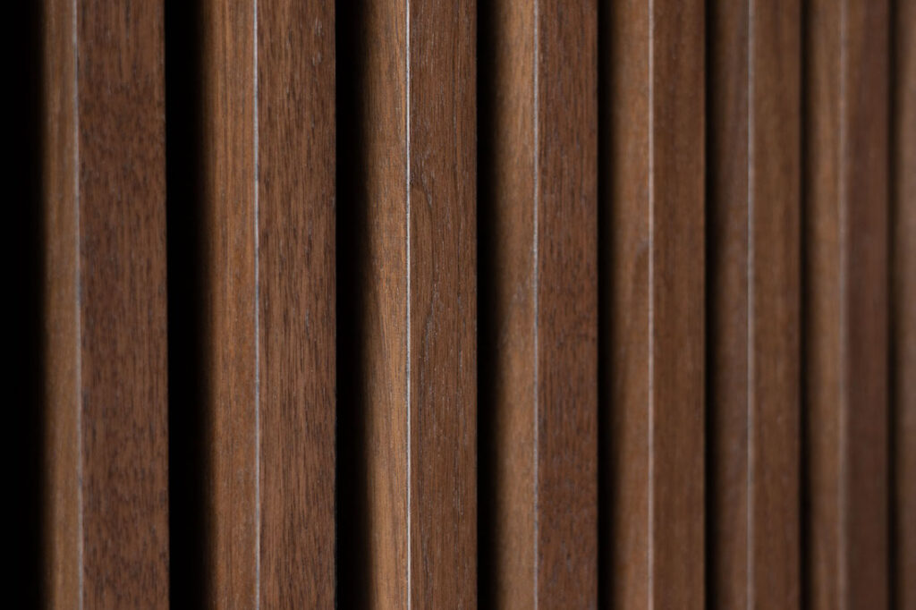 north vancouver millwork detail slat wall
