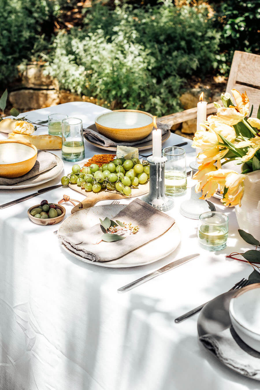 Throw an Amazing Outdoor Summer Party